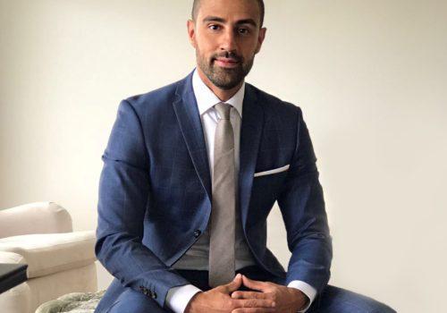 Ali Farshid, vd på Jobtip