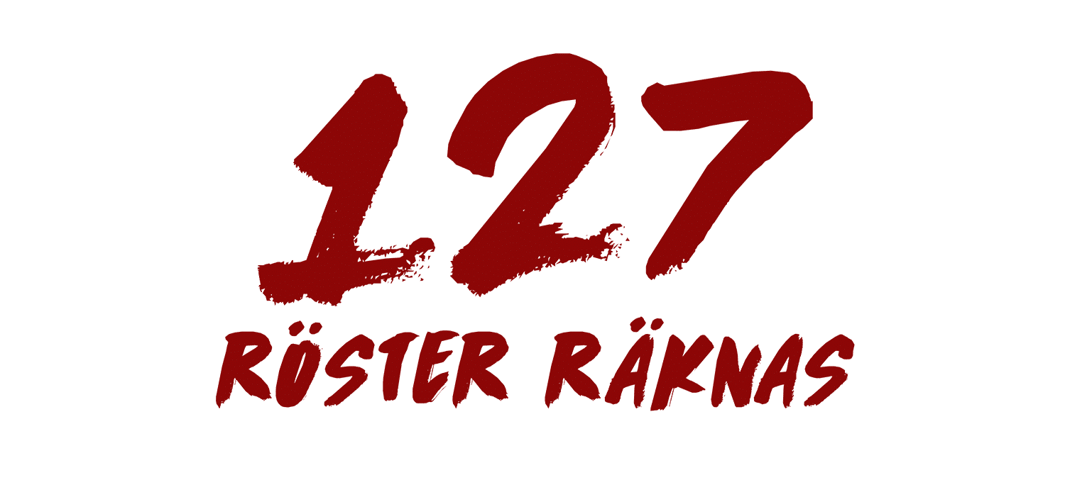 Almedalsstipendiet 2018 går till 127:s Röster Räknas