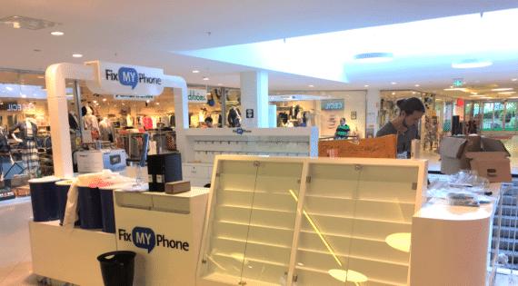 Den 12 maj öppnar Fix My Phone sin tolfte servicebutik. Denna gång i Galleria Domino i Norrköping, och det utlovas fina öppningserbjudanden.
