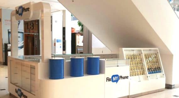 Fix My Phone öppnar första juli en sjunde butik i Stockholmsområdet, denna gång är det Solna Centrum som får en egen proffsig mobilreparatör.