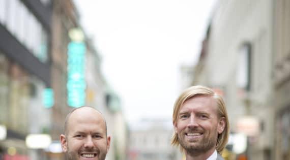 Att hela tiden tänka nytt och ligga ett steg före tjuven är receptet på framgång för Svenska Alarm, som nu ska bli störst i Sverige.