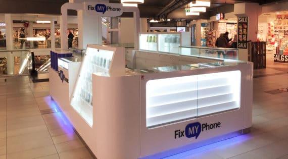Fix My Phone är Sveriges största mobilreparatör och expanderar nu till Norge där företaget öppnar fem nya servicebutiker.
