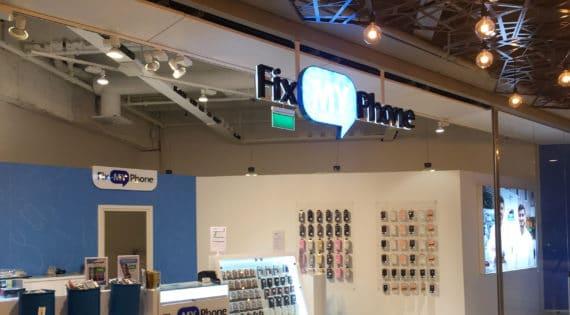 Fix My Phone öppnar i Femman, Nordstan, Sveriges mest besökta köpcentrum