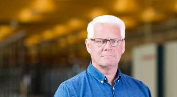 Jan-Åke Östlin, Teknisk chef på Nimo.