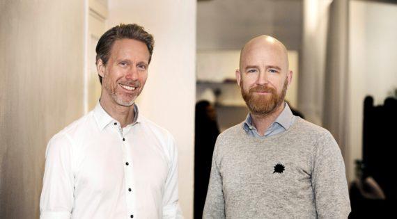 Magnus Sjöbäck och Jörgen Lindqvist