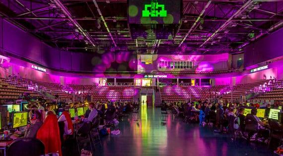 SummerGate17 Extreme, som arrangerades i augusti 2017 av Big Network. Fotograf: Stefan Zöller