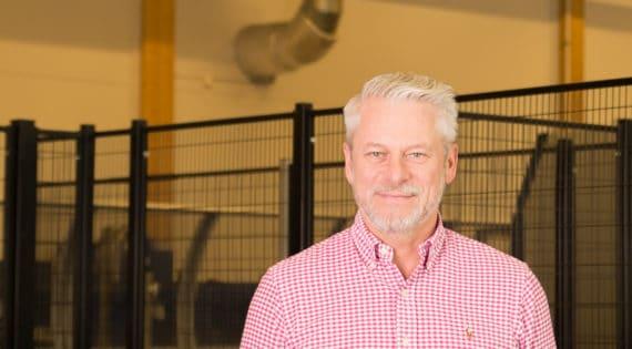 Rickard Hallberg ny kvalitets- och miljöchef på Nimo