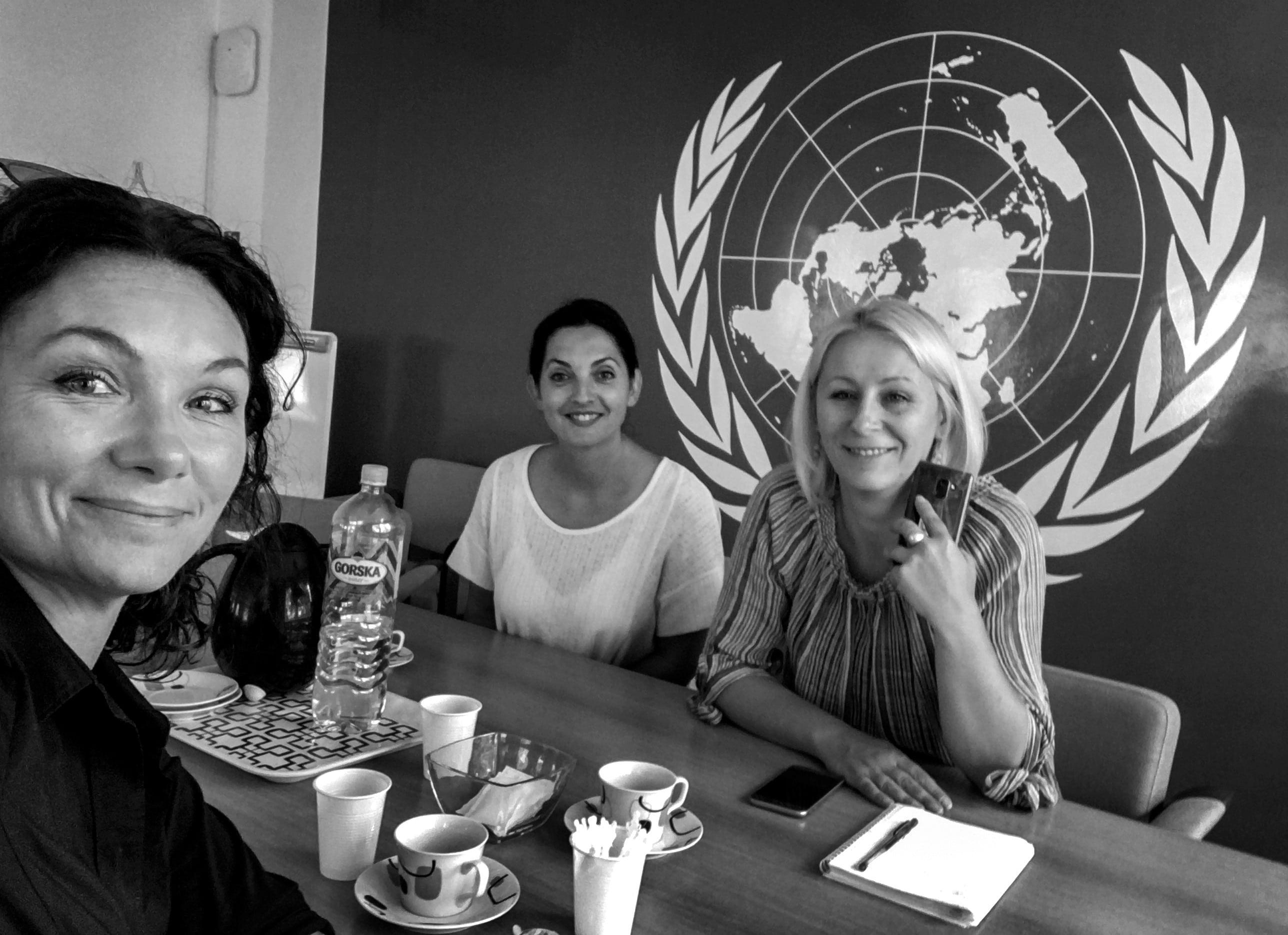 Loza Foundation och UNDP inleder samarbete