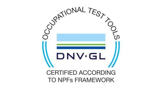 certifierat personlighetstest