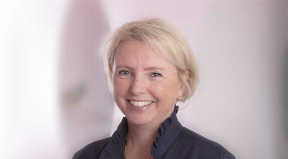 Ann-Christine Hvittfeldt pratar jämställdhet i transportbranschen