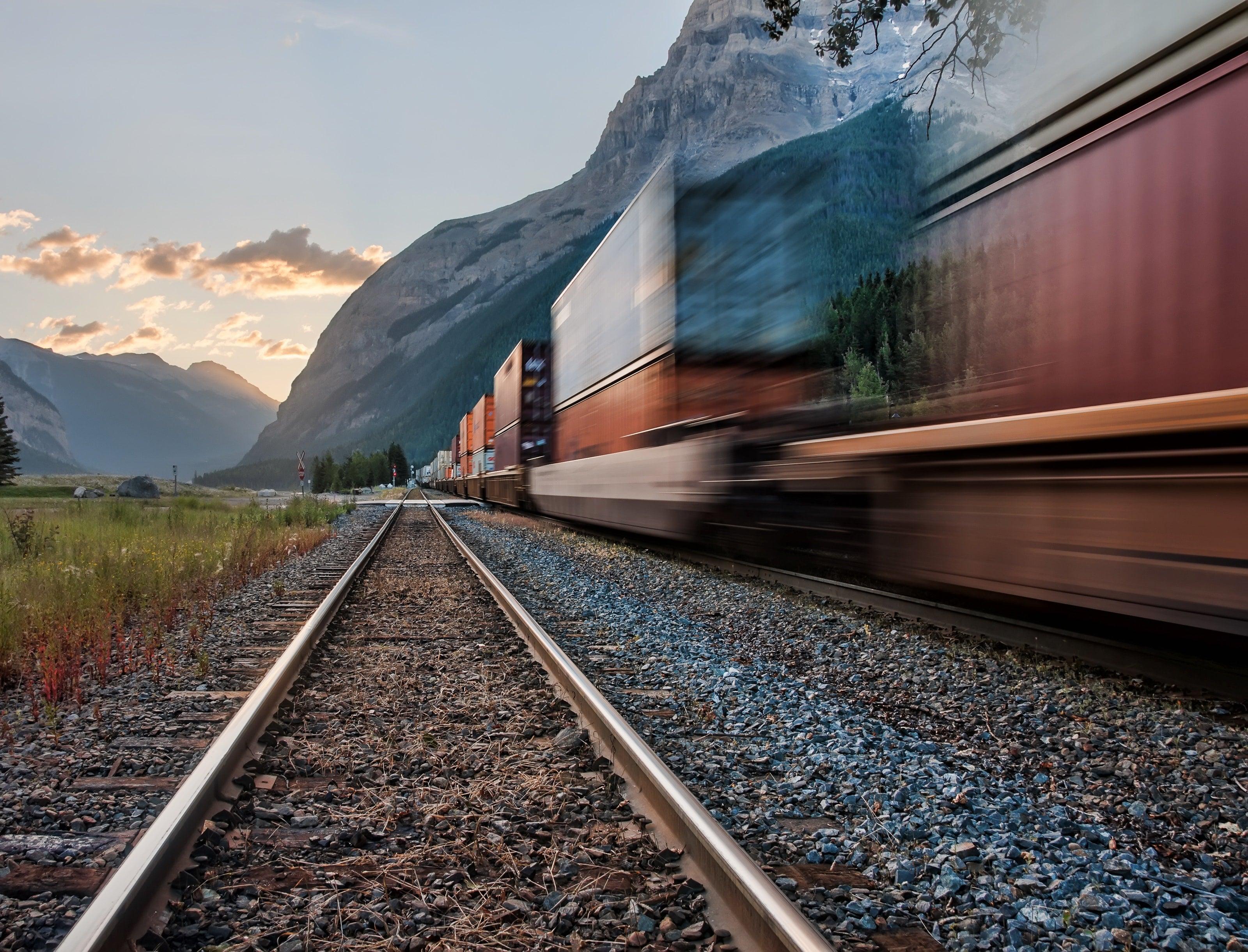 InterEast tågtransport