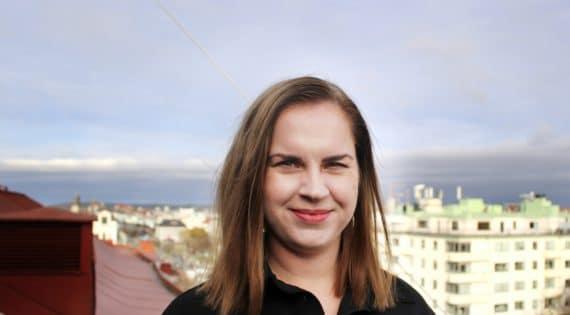 Fanny Edstam konsult Greatness PR