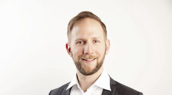 Stefan Hansson, vd på Plackers.